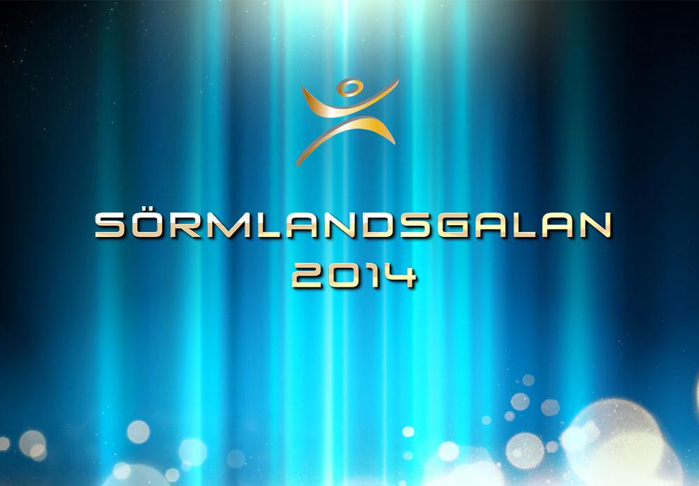 Sörmlandsgalan 2014